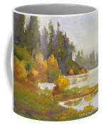 Elk Island 3 Coffee Mug