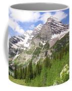 Elk Mountains Coffee Mug by Eric Glaser