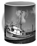 Ellie J Monochrome Coffee Mug