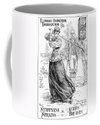 Ellimans Remedy, 1895 Coffee Mug