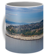 Elliott Bay Marina Coffee Mug