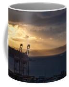 Elliott Bay Sunrays Coffee Mug