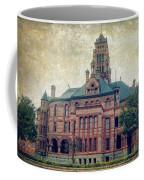Ellis County Courthouse Coffee Mug