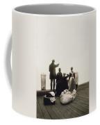 Ellis Island Immigrants Coffee Mug