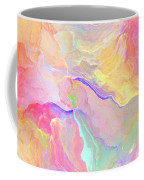 Eloquence - Abstract Art Coffee Mug by Jaison Cianelli