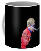 Elton Coffee Mug by Aaron Martens