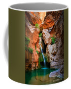 Elves Chasm Coffee Mug by Inge Johnsson