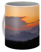 Elvira Sierra At Sunset Coffee Mug