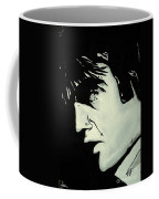 Elvis.     The King Coffee Mug