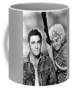 Elvis And Joan Coffee Mug