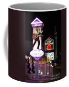 Elvis Lives Coffee Mug