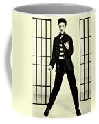 Elvis Presley Jailhouse Rock Coffee Mug