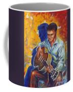 Elvis Presley- Shadow Duet Coffee Mug
