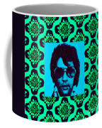 Elvis Presley Window P128 Coffee Mug