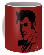 Elvis The King Coffee Mug