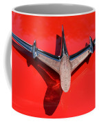 Emblem On Red Coffee Mug
