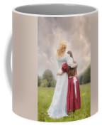 Embrace Coffee Mug by Joana Kruse