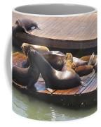 Embracing Coffee Mug