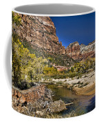Emeral Pools Trail - Zion Coffee Mug