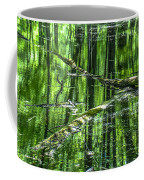 Emerald Reflections Coffee Mug