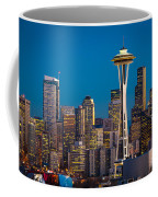 Emerald City Evening Coffee Mug