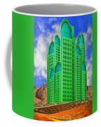 Emerald Desert Palm Springs Coffee Mug