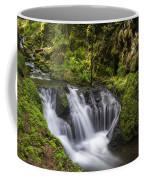 Emerald Falls Coffee Mug