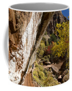 Emerald Falls Zion National Park Coffee Mug