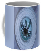 Emerald Isle Pier Polar Coordinates  Coffee Mug