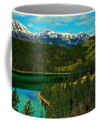 Emerald Lake - Yukon Coffee Mug