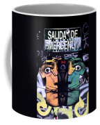 Emergency Dali Coffee Mug