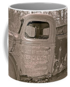 Emergency Truck Coffee Mug