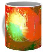 Emergent Sun Coffee Mug
