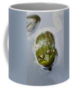 Emerging Green Coffee Mug by Christina Rollo