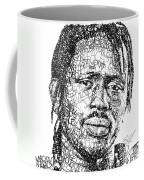 Emmanuel Jal Coffee Mug