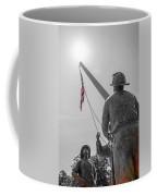 Emmitsburg 9 - 11 Memorial Coffee Mug