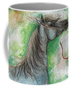 Emon Polish Arabian Horse 1 Coffee Mug