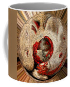 Emotional Upheaval II Squared Coffee Mug