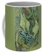 Emperor Moth Coffee Mug