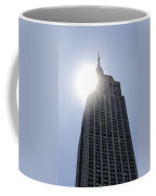 Empire State At Hign Noon Coffee Mug