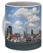 Empire State From The Water Coffee Mug