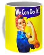 Empowerment Coffee Mug by Dan Sproul