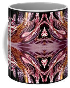 Empress Abstract Triptych Coffee Mug
