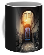 Empty Alley Coffee Mug
