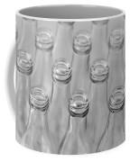 Empty Bottles Abstract Coffee Mug