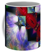 Empty Hearted Sky Coffee Mug