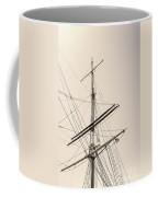 Empty Sails Coffee Mug
