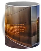 Empty Sky Nj 911 Memorial  Coffee Mug