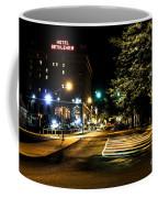 Along The Cobblestone Coffee Mug