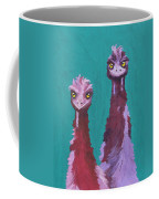 Emu Watch Coffee Mug